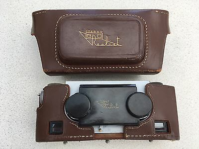 Stereo Realist f3.5 3D Camera Complete With Leather Case (Rare Very Early Model)