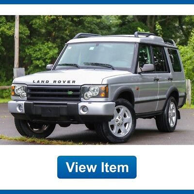 2004 Land Rover Discovery SE Sport Utility 4-Door 2004 Land Rover Discovery SE7 Florida Car Servicd 3rd Row CARFAX Diff Lock