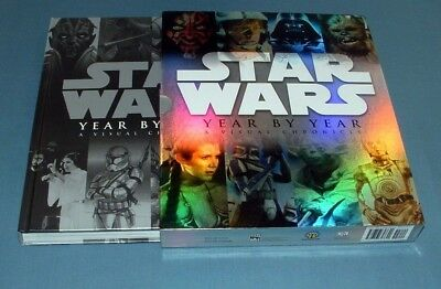 Star Wars, Year By Year, A Visual Chronicle - Lucas Books - 2010