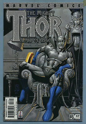Thor #47 2002 Marvel Comics