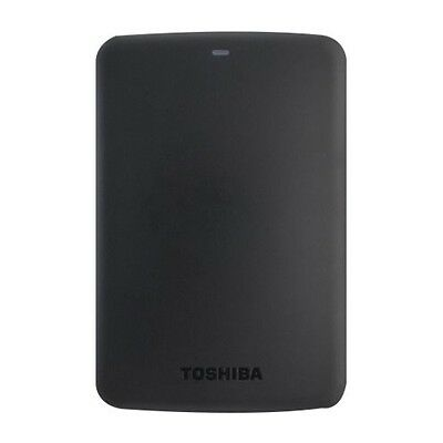 Toshiba - Canvio 3TB External USB 3.0 Portable Hard Drive - Black