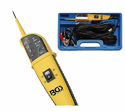 Car Multi Tester 6 to 24 volt vehicle lorry Motorcycle multifunktionstester BGS