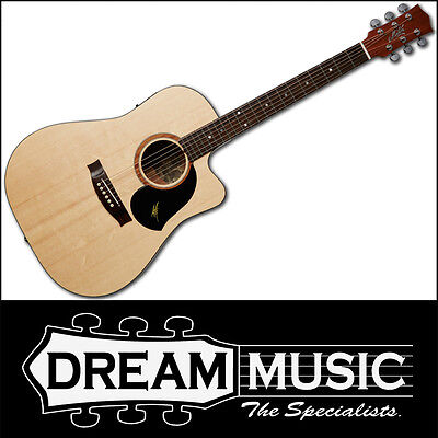 Maton SRS60C Acoustic/Electric Guitar Spruce QLD Maple Dreadnought RRP$2099