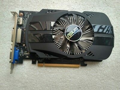 ASUS NVIDIA GeForce GTX 750 Ti GTX750TI-FML-OC-2GD5 Video Game Card NVIDIA