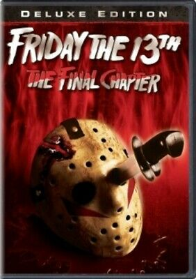 Friday the 13th - the Final Chapter [New DVD] Ac-3/Dolby Digital, Mono Sound,