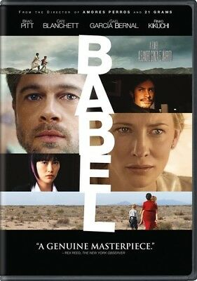 Babel [New DVD] Ac-3/Dolby Digital, Dolby, Widescreen