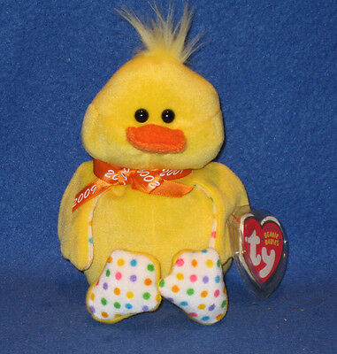 c69fb71f25d TY DUCKERS the DUCK BEANIE BABY - HALLMARK EXCLUSIVE - MINT with MINT TAG