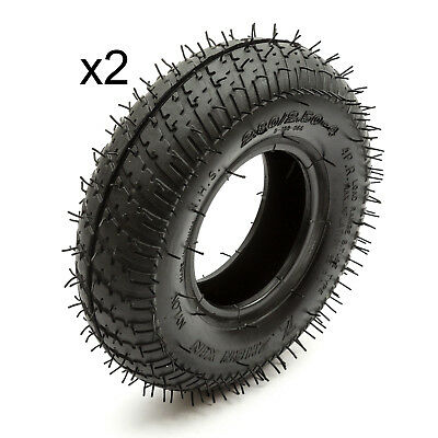 2 x Tyre 2.80-4 2.50-4 Mini Midi Moto Petrolscooter 250-4 280-4 4'' Wheel 4 Inch
