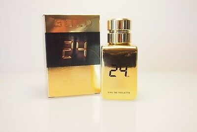 SCENTSTORY 24 Gold EDT  DECANT SAMPLE Choose Your Size!