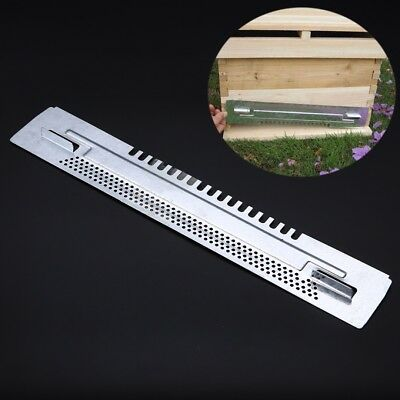 Bee Hive Sliding Mouse Guard Travel Gate For National Hive Beekeeping Equipment