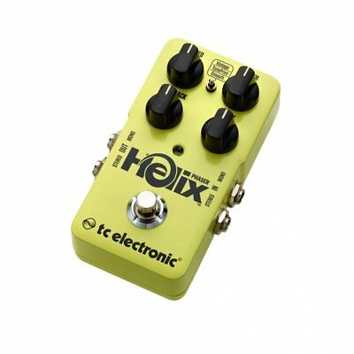 TC Electronic Helix Phaser TonePrint Enabled Effects Pedal for Guitar