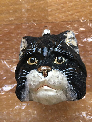Slavic Treasures Ornament - Midnight Cat Breeds - 00-207-A