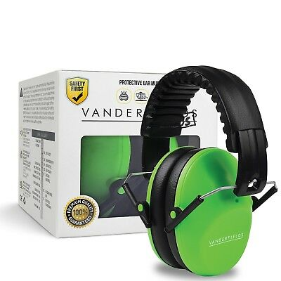 Ear Defenders for Kids Toddlers Children Babies Hearing Protection Earmuffs NEW