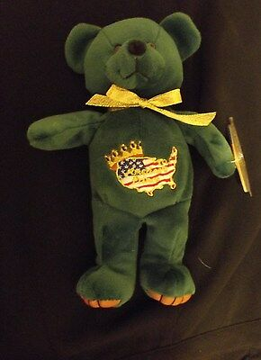 """""""The JFK Bear"""" - """"America's Prince"""" - In Memory of J. F. Kennedy Jr.- NEW w Tags"""