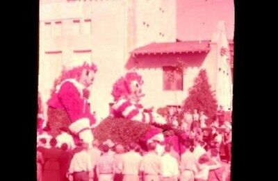 Raggedy Ann & Andy Parade Float Homemade Glass Slide