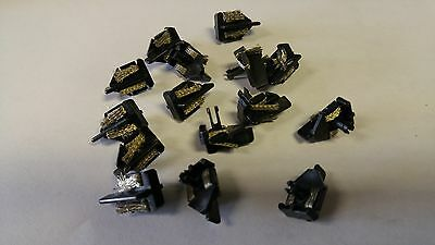 Scalextric Slot Car Long Stem Guide Blades with Braids  C8071 (15)