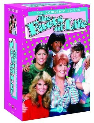 The Facts of Life The Complete Series Season 1-9 Boxset (DVD 2015 26-Disc) Fun