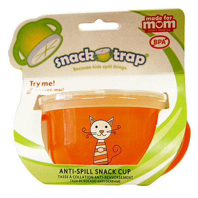 Baby Kitty Snack Catcher Cup Baby Feeding