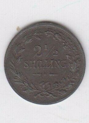 Model 2 1/2 Two and a Half Shilling Coin