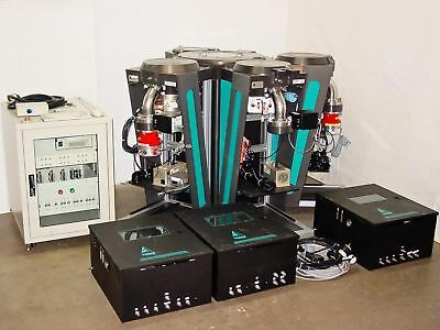 Trion Oracle Plasma Etch Deposition with Turbo Pump Varian Turbo-V 300