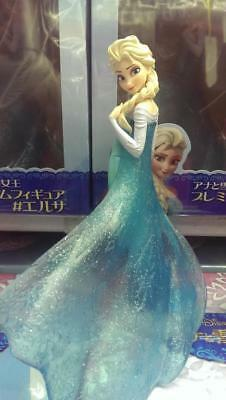 Sega Premium Prize Frozen Elsa Figure (2015) Brand New Factory Boxed Japan Toy