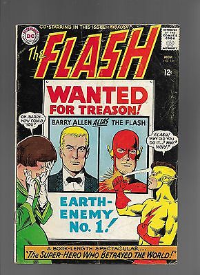 The Flash #156 (Nov 1965, DC)