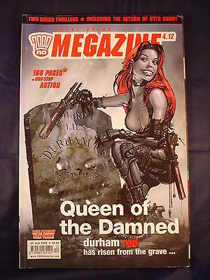 200AD Megazine Comic - July 2002