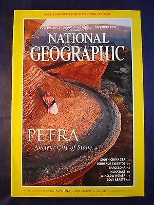 National Geographic - December 1998 - Petra