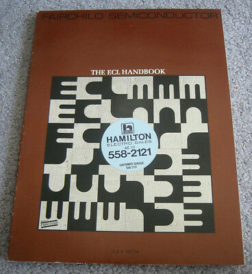 Fairchild Semiconductor : The ECL Handbook - July 1974