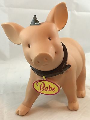 Babe and friends Savings bank 2008 Babe Movie Cute Pig Coin Piggy Bank