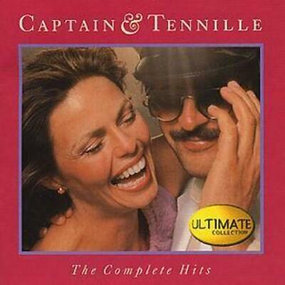 Captain and Tennille : The Complete Hits: Ultimate Collection CD (2001)