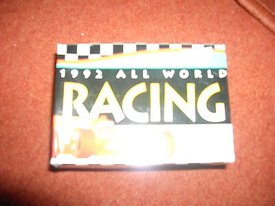 1992 All World Racing Factory set