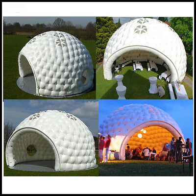 TENT RECEPTION dome inflatable for VIP RECEPTION party event 6m event t