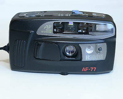 Ricoh AF-77 Date AF 35mm Compact Camera in Excellent Condition, 1821