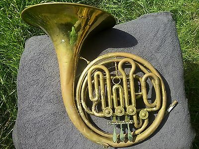 2 Double french Horn Leslie Sheppard