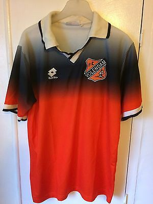 1994/1995 FC Volendam home football shirt XL men's Lotto rare vintage