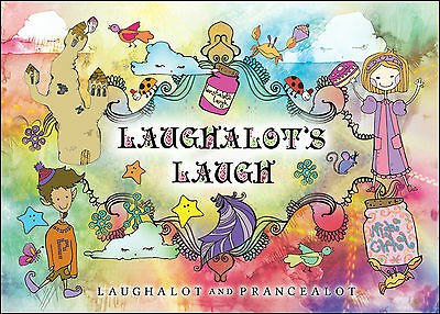 "Bulk, Wholesale 100 copies of ""Laughalot's Laugh"" childrens fiction story book"