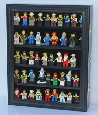 Lego Minifigure Dimensions Display Case Thimble Wall Cabinet
