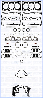 Complete set of engine gaskets AUDI A4, A6 3.0 11.00-07.06
