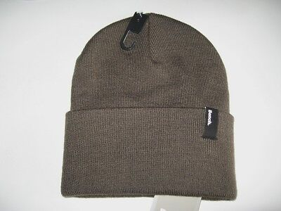 BNWT BENCH Cotton  Beanie Hat  Navy Blue   Medium