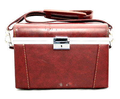 Vintage Leather Carry Case
