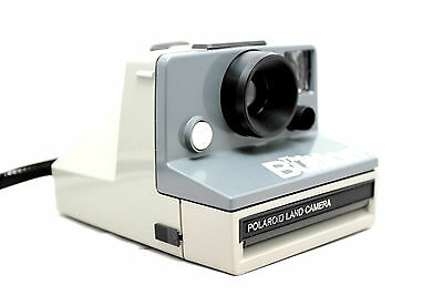 Polaroid 'the Button' Instant Film Camera   Fully Working