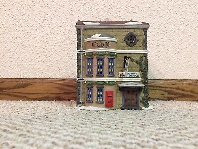 "Dept. 56 ""Kings Road Post Office"" from the Dickens Village Series 58017"