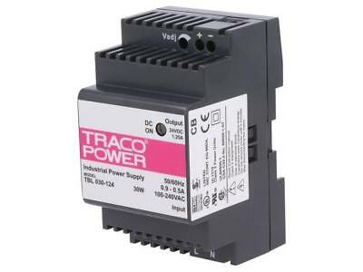 TBL030-124 Pwr sup.unit switched-mode 30W 24VDC 24÷28VDC 1.25A 160g TRACO POWER