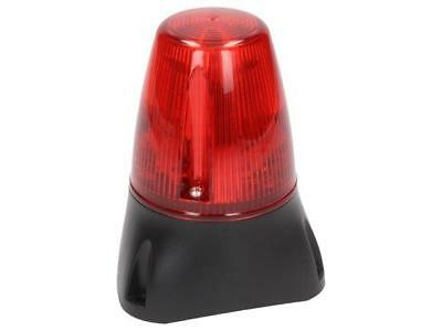 LEDA100-05-02 Signaller lighting-sound 40÷380VDC Colour red IP65