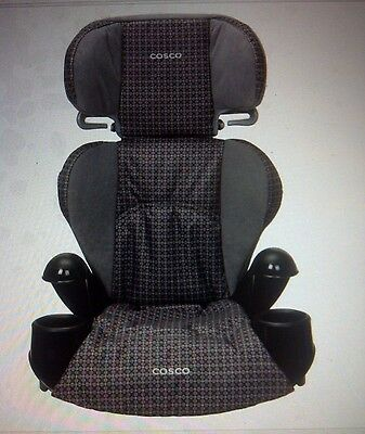 NIB Cosco Rightway Belt Positioning Booster Seat Model #BC065AQL 40-100 lbs