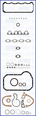 Complete set of engine gaskets AUDI 80, A4, A6, CABRIOLET, FORD GALAXY, SEAT ALH