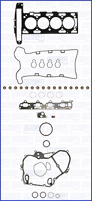Complete set of engine gaskets OPEL ASTRA G, SPEEDSTER, VECTRA B, VECTRA C, VECT