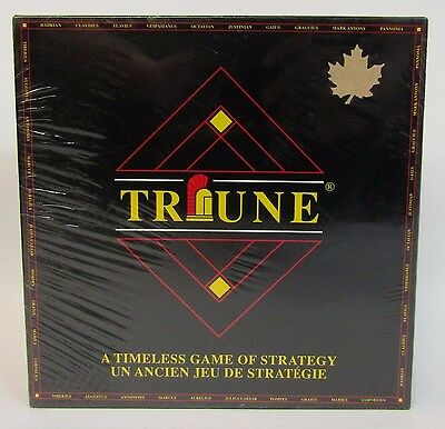 * SCARCE * 1989 Triune * Board Game * Abstract Strategy * NOS Factory Sealed *