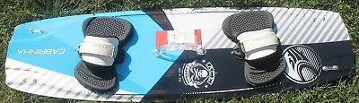 NEW 2016 CABRINHA KITEBOARD Ace 133CM - Complete with Hydra H1 footstraps/pads